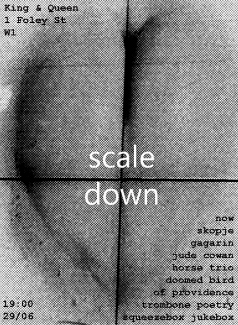NOW at Scaledown: 29/6/12